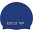 arena Classic Silicone Bathing Cap blue